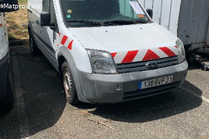 ford connect isoterme