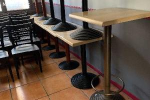Lot de 10 tables