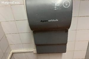 sèche main dyson airblade