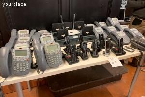 Standard Téléphonique AVAYA IP office 500 plus postes